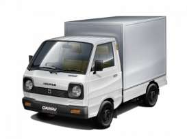 Suzuki  - ST30 Carry Panel Van 1979  - 1:24 - Aoshima - abk15588 | Tom's Modelauto's