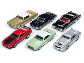 Assortment/ Mix  - various - 1:64 - Auto World - 64172A - AW64172A | Tom's Modelauto's