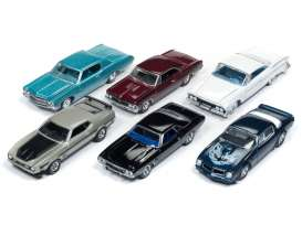 Assortment/ Mix  - various - 1:64 - Auto World - AW64172B | Tom's Modelauto's
