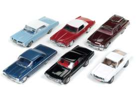 Assortment/ Mix  - various - 1:64 - Auto World - 64182B - AW64182B | Tom's Modelauto's