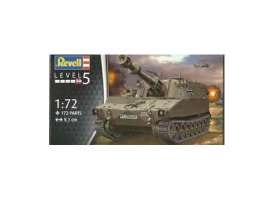 Military Vehicles  - M109 US Army  - 1:72 - Revell - Germany - 03265 - revell03265 | Tom's Modelauto's