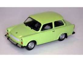 Trabant  - 601 1970 light green - 1:43 - Magazine Models - magpc601 | Tom's Modelauto's