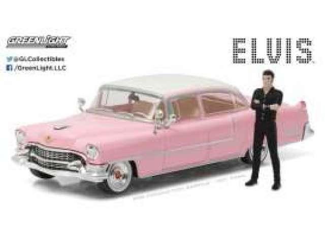 cadillac | fleetwood series 60 *elvis* 1955 1:43 | greenlight