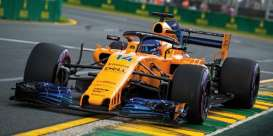 McLaren Renault - MCL33 2018 yellow-orange - 1:18 - Minichamps - 530181814 - mc530181814 | Tom's Modelauto's