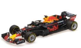 Red Bull Racing  Aston Martin - RB14 2018 purple-blue - 1:43 - Minichamps - 410180003 - mc410180003 | Tom's Modelauto's