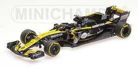 Renault  - RS18 2018  - 1:43 - Minichamps - 417189055 - mc417189055 | Tom's Modelauto's