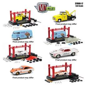 Assortment/ Mix  - various - 1:64 - M2 Machines - M2-37000-17 | Tom's Modelauto's