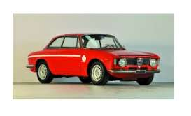 Alfa Romeo  - GTA 1300 1971 red - 1:18 - Minichamps - 155120020 - mc155120020 | Tom's Modelauto's