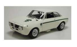 Alfa Romeo  - GTA 1300 1971 white - 1:18 - Minichamps - 155120021 - mc155120021 | Tom's Modelauto's