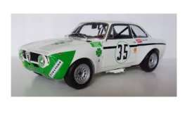 Alfa Romeo  - GTA 1300 1972 white - 1:18 - Minichamps - 155721235 - mc155721235 | Tom's Modelauto's