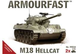 Military Vehicles  - 1:72 - Armourfast - HAT99034 | Toms Modelautos