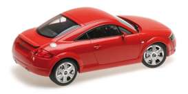 Audi  - TT Coupé 1988 yellow - 1:18 - Minichamps - 155017022 - mc155017022 | Tom's Modelauto's