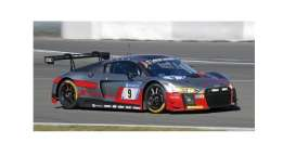 Audi  - R8 LMS 2017 grey/red - 1:18 - Minichamps - 155171709 - mc155171709 | Tom's Modelauto's