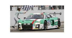 Audi  - R8 LMS 2017 green/white - 1:18 - Minichamps - 155171729 - mc155171729 | Toms Modelautos
