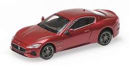 Maserati  - Granturismo 2018 red - 1:87 - Minichamps - 870123122 - mc870123122 | Tom's Modelauto's