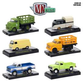 Assortment/ Mix  - various - 1:64 - M2 Machines - 32500-48 - M2-32500-48 | Tom's Modelauto's