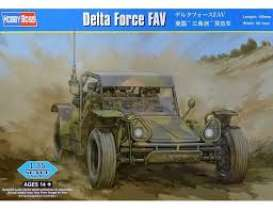 Military Vehicles  - Delta Force  - 1:35 - Hobby Boss - 82406 - hb82406 | Toms Modelautos