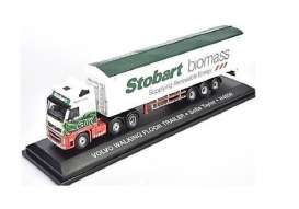 Volvo  - FH green/red/white - 1:76 - Magazine Models - magSTOjv9136 | Tom's Modelauto's
