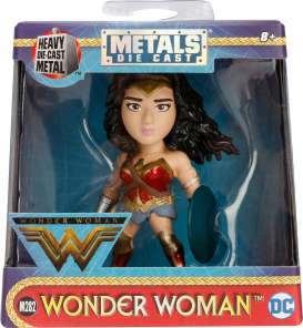 Figures  - Wonder Woman 2017 red/gold - Jada Toys - 84352A - jada84352A | Tom's Modelauto's