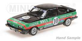 Ford  - Capri 3.0 1979 black/orange - 1:18 - Minichamps - 155798610 - mc155798610 | Tom's Modelauto's