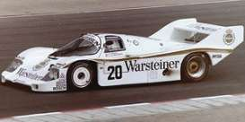 Porsche  - 956K 1984 white - 1:18 - Minichamps - 155846720 - mc155846720 | Tom's Modelauto's