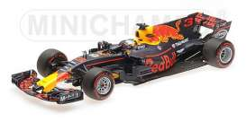 Red Bull Racing   - 2017 blue/purple - 1:18 - Minichamps - 117171503 - mc117171503 | Toms Modelautos