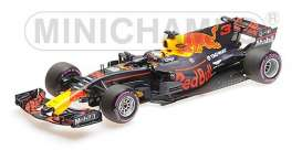 Red Bull Racing   - 2017 blue/purple - 1:18 - Minichamps - 117171803 - mc117171803 | Toms Modelautos