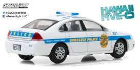 Chevrolet  - Impala Honolulu Police 2010  - 1:43 - GreenLight - 86518GM - gl86518GM | Tom's Modelauto's