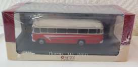 Ikarus  - 311 1960 red/white - 1:72 - Magazine Models - BUS3570001 - magBUS3570001 | Tom's Modelauto's