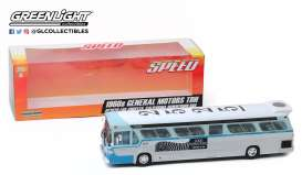 General Motors  - TDH 1960 blue/silver/white - 1:43 - GreenLight - 86544 - gl86544 | Toms Modelautos