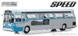 General Motors  - TDH 1960 blue/silver/white - 1:43 - GreenLight - 86544 - gl86544 | Tom's Modelauto's