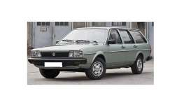 Volkswagen  - Passat 1980 light green - 1:18 - Minichamps - 155057010 - mc155057010 | Toms Modelautos