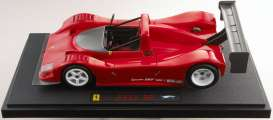 Ferrari  - 1994 red - 1:18 - Hotwheels Elite - hwmvL2974 | Tom's Modelauto's