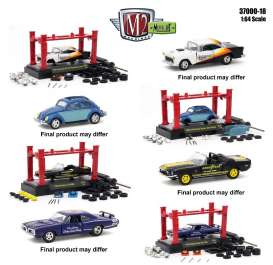 Assortment/ Mix  - various - 1:64 - M2 Machines - 37000-18 - M2-37000-18 | Tom's Modelauto's