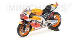 Honda  - RC213V 2016 red/yellow/orange - 1:18 - Minichamps - 182161169 - mc182161169 | Tom's Modelauto's