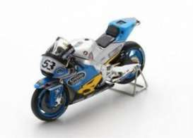 Honda  - RC213V 2017 blue/yellow - 1:18 - Minichamps - 182171153 - mc182171153 | Tom's Modelauto's