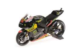Yamaha  - YZR-M1 2017 black/green/yellow - 1:18 - Minichamps - 182173005 - mc182173005 | Tom's Modelauto's