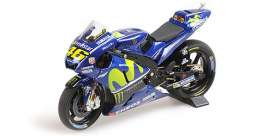 Yamaha  - YZR-M1 2017 blue/green - 1:18 - Minichamps - 182173146 - mc182173146 | Tom's Modelauto's