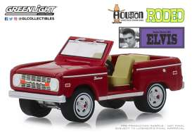 Ford  - Bronco 1978 red - 1:64 - GreenLight - 29984 - gl29984 | Tom's Modelauto's
