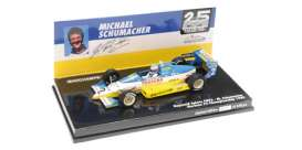 Reynard  - Spiess 1989 blue/white/yellow - 1:43 - Minichamps - 517894302 - mc517894302 | Tom's Modelauto's