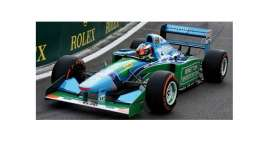 Benetton Ford - B194 2017 green/blue - 1:43 - Minichamps - mc517941705 | Tom's Modelauto's
