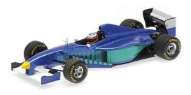 Sauber Ferrari - C16 1997 blue/white/green - 1:43 - Minichamps - 517974399 - mc517974399 | Tom's Modelauto's