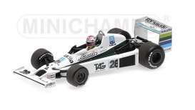 Williams Ford - FW06 1979 white/green/black - 1:43 - Minichamps - 410790028 - mc410790028 | Tom's Modelauto's