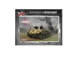 Military Vehicles  - 1:35 - Thunder Models - thu35103 | Toms Modelautos