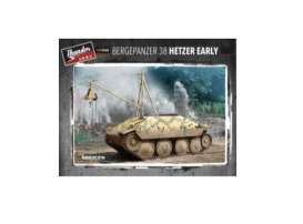 Military Vehicles  - 1:35 - Thunder Models - thu35102 | Toms Modelautos