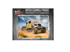 Military Vehicles  - 1:35 - Thunder Models - thu35200 | Toms Modelautos