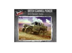 Military Vehicles  - 1:35 - Thunder Models - thu35201 | Toms Modelautos