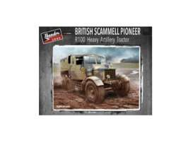 Military Vehicles  - 1:35 - Thunder Models - thu35202 | Toms Modelautos