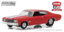 Chevrolet  - Chevelle 1971 various - 1:64 - GreenLight - 29985 - gl29985 | Tom's Modelauto's