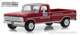 Ford  - F-100 Indy 500 Official Truck 1970  - 1:64 - GreenLight - 29978 - gl29978 | Tom's Modelauto's